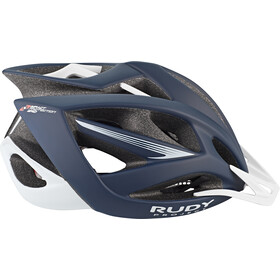 Rudy Project Airstorm Road Casco, blue navy matte